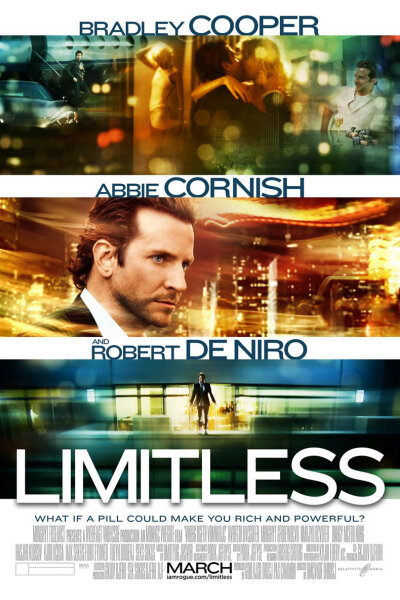 Universal Studios - Limitless