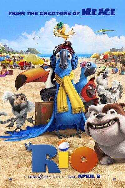 Blue Sky Studios - Rio (org. version)