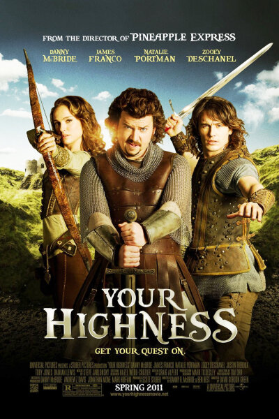 Stuber Productions - Your Highness