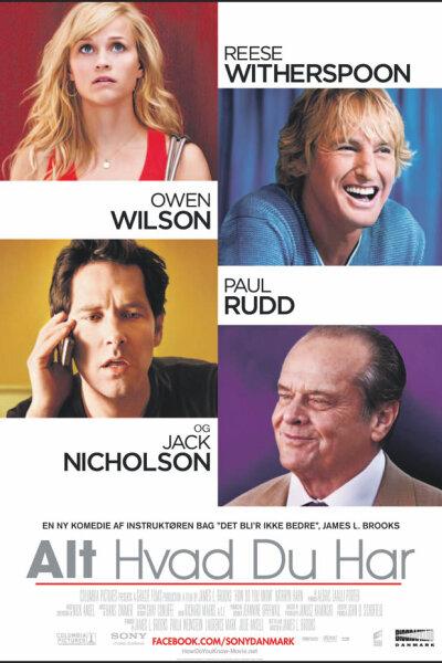 Columbia Pictures Corporation - Alt Hvad Du Har