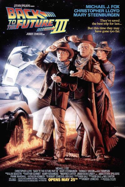 Amblin Entertainment - Tilbage til fremtiden Del III