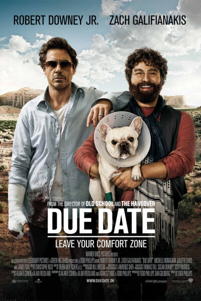 Green Hat Films - Due Date