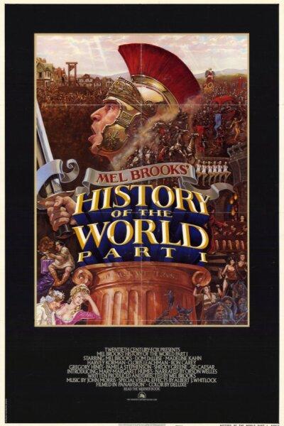 Brooksfilms - Mel Brooks' skøre verdenshistorie