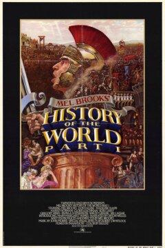 Mel Brooks' skøre verdenshistorie
