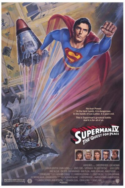 Golan-Globus Productions - Superman: Kampen for fred