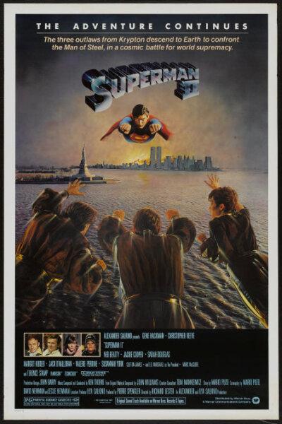 Film Export AG - Superman på nye eventyr