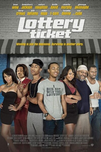 Burg/Koules Productions - Lottery Ticket
