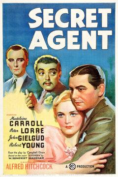 Hemmelig agent