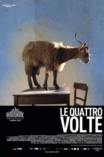 Invisibile Film - Le quattro volte