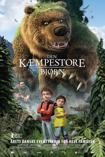 Copenhagen Bombay - Den kæmpestore bjørn