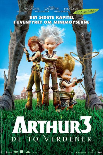 Europa Corp. - Arthur 3 - de to verdener