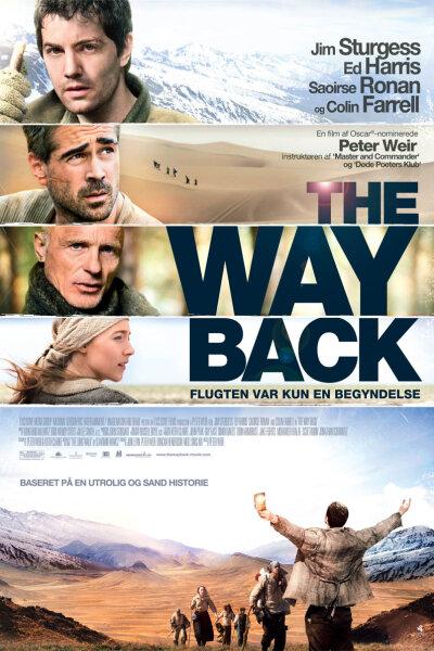 Crispy Films - The Way Back