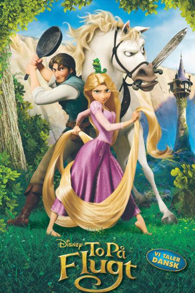 Walt Disney Pictures - To på flugt - et hårrejsende eventyr