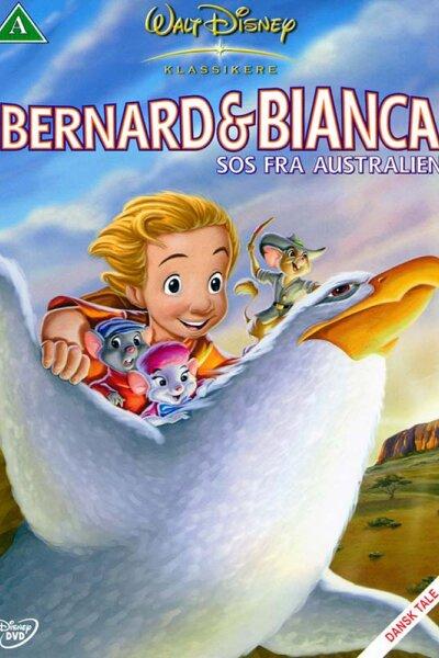 Bernhard & Bianca - SOS fra Australien