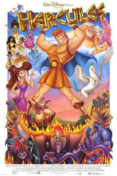 Walt Disney Pictures - Herkules
