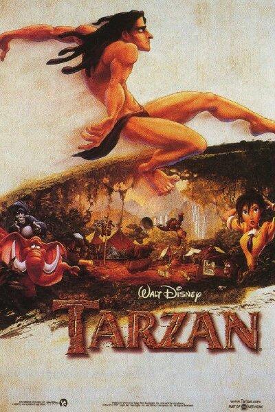 Walt Disney Pictures - Tarzan