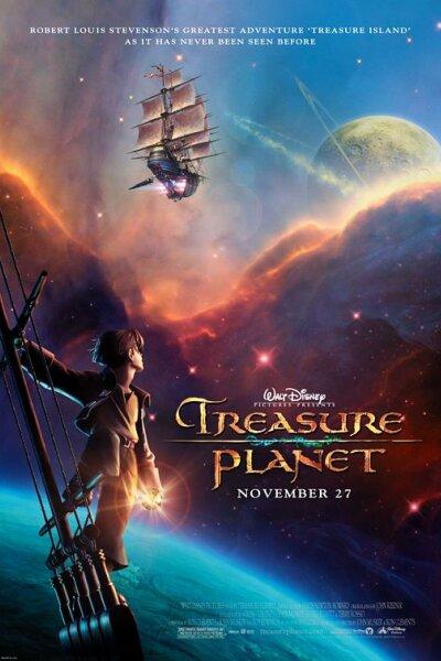 Walt Disney Pictures - Skatteplaneten