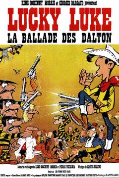 Lucky Luke og Dalton Brødrene