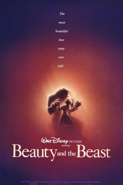 Walt Disney Pictures - Skønheden og udyret