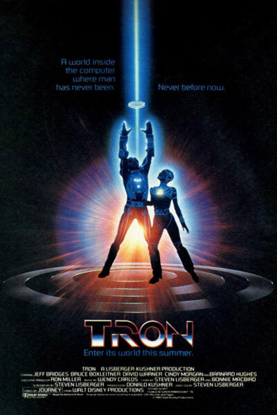 Walt Disney Pictures - Tron