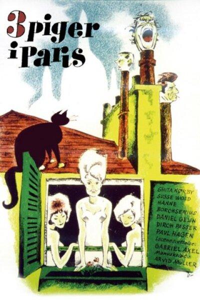 Nordisk Film - Tre piger i Paris
