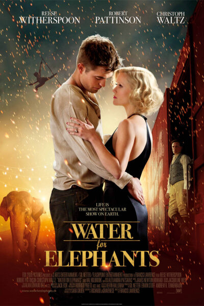 Flashpoint Entertainment - Water For Elephants