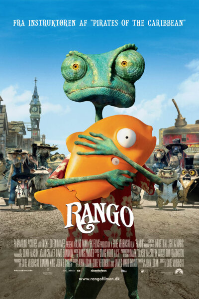 Blind Wink - Rango