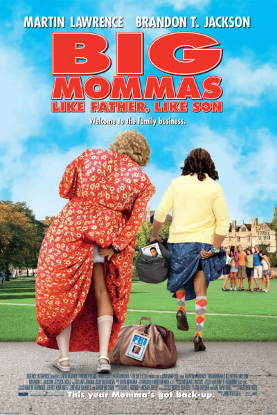 Collective, The - Big Mommas: Like Father, Like Son