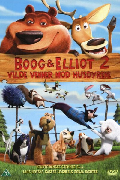 Sony Pictures Animation - Boog & Elliot 2 - vilde venner mod husdyrene