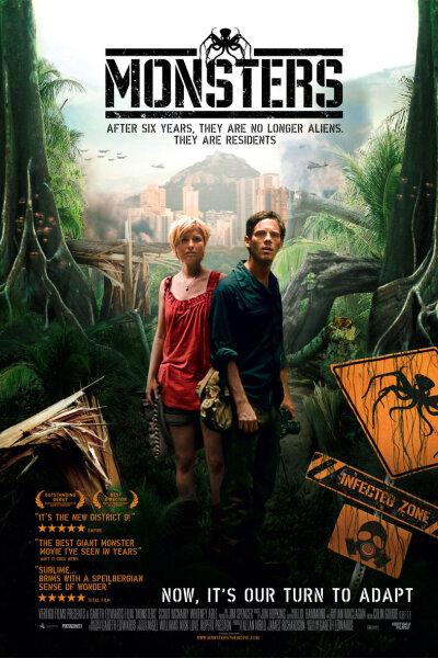 Vertigo Films - Monsters