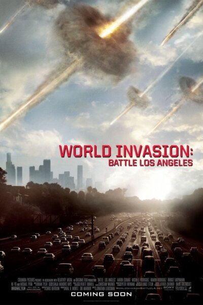 Columbia Pictures - World Invasion: Battle Los Angeles