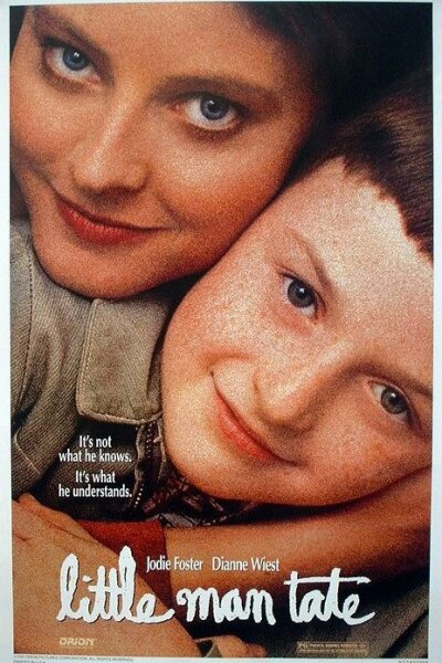 Orion Pictures Corporation - Little Man Tate - vidunderbarnet