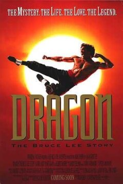 Dragon: Legenden om Bruce Lee