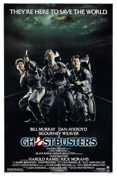 Columbia Pictures - Ghostbusters