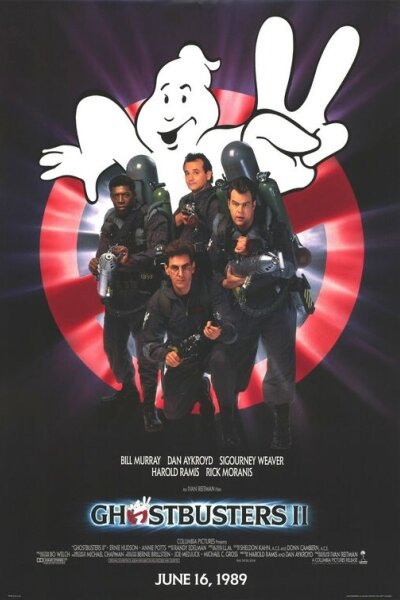 Columbia Pictures - Ghostbusters II