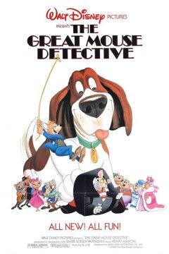Mesterdetektiven Basil Mus (org. version)
