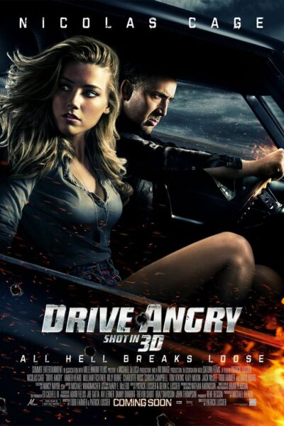 Millennium Films - Drive Angry