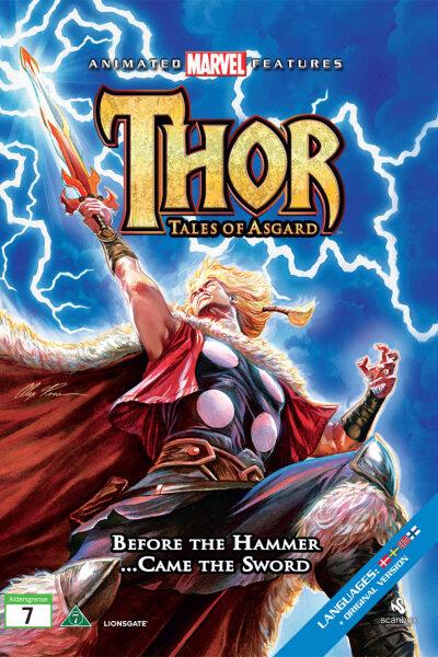 Marvel Studios - Thor: Tales of Asgard