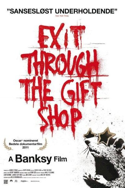Paranoid Pictures - Exit Through the Gift Shop