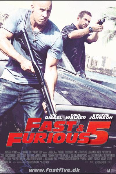 Original Film - Fast & Furious 5