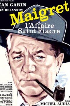Politikommissær Maigret løser mysteriet på slottet