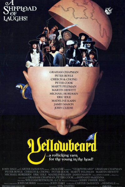 Yellowbeard Associates - Kaptajn Gulskæg