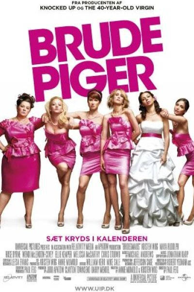 Apatow Productions - Brudepiger