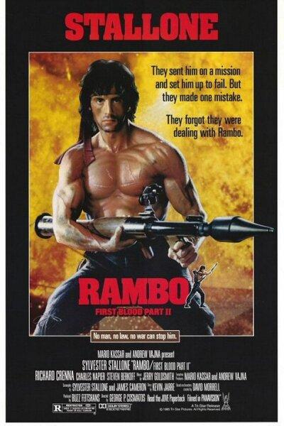 Anabasis N.V. - Rambo: First Blood II