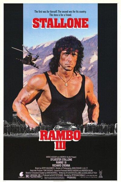 Carolco Pictures - Rambo III