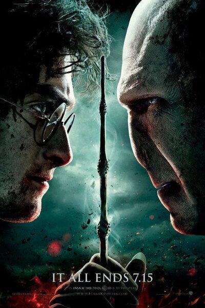 Heyday Films - Harry Potter og dødsregalierne - del 2