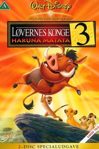 Walt Disney Animation Australia - Løvernes konge 3: Hakuna Matata (org. version)