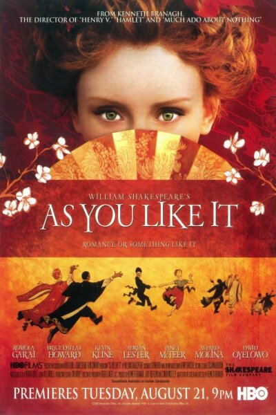 BBC Films - As You Like It