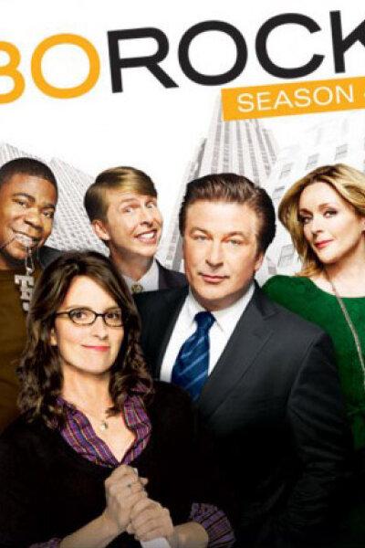 NBC Studios - 30 Rock: Sæson 4