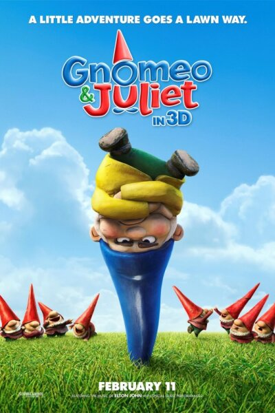 Rocket Pictures - Gnomeo & Julie - org. version